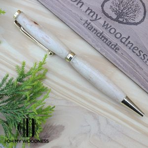 Wooden-Pen---Birds-eye-maple