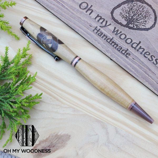Wooden-Pen---Celtic-Knot