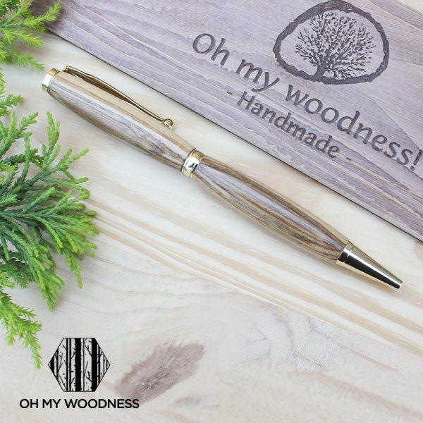 Wooden-Pen---Iron-Wood