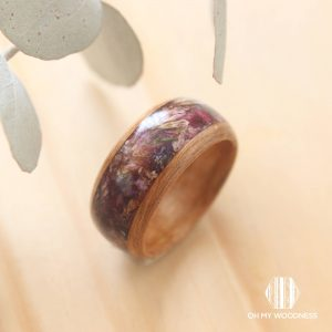 Flower-Wooden-Ring-Dark-Mixed-logo2