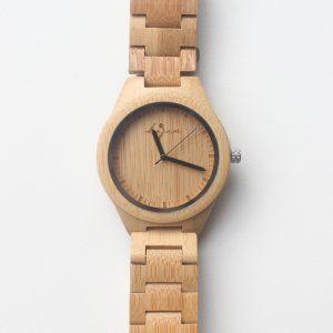 Light-Bamboo-Wooden-Watch