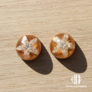 Dome-earrings-flowers-logo